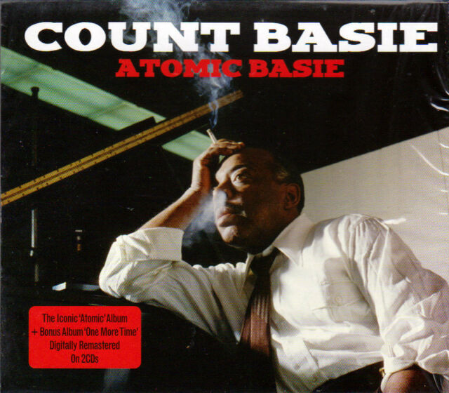 COUNT BASIE - ATOMIC BASIE - ONE MORE TIME (NEW SEALED 2CD)