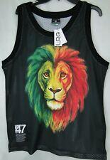 Mosaic Tribal Lion Head T Shirt M to 6XL