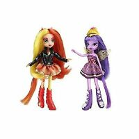 My Little Pony Equestria Girls Sunset Shimmer And Twilight Spar... Free Shipping