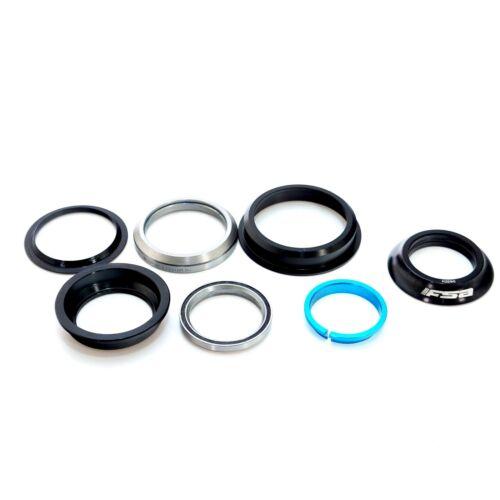 """GIANT FSA Overdrive2 MTB Bike Tapered  Headset 1-1//4/"""" to 1-1//2/"""" 2012+"""