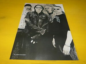 U2-amp-RAZORLIGHT-Mini-poster-recto-verso