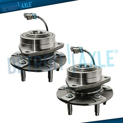Bearings 5 Lug W/ABS Front Wheel Hub and Bearing Assembly Left or ...