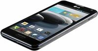 Brand Lg Optimus F6 D500 - 4gb - Black (unlocked Gsm) Smartphone