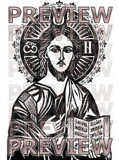 Clipart Clip Art Vinyl Cutter Plotter Graphics Christian Saints Religion Image