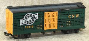 LGB-47680-Stock-Car-Chicago-NW-Railway