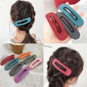Large-Girls-Women-Hair-Clips-Accessories-Hairpin-Duckbill-Slide-Pins-Barrette
