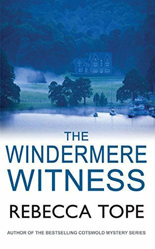 1 of 1 - REBECCA TOPE __ THE WINDERMERE WITNESS ___ BRAND NEW A FORMAT __ FREEPOST UK