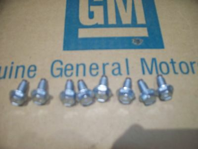 1968-1974 PONTIAC 400 455 HO RAM AIR IV VALVE COVER BOLT SET TRANS AM