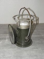 old ARMY WWII SIGNAL LANTERN LAMP pernet mx 23  WW2 torche light
