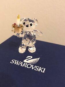 SWAROVSKI-Figurine-Kris-Bear-Your-Big-day-905791-Happy-Birthday