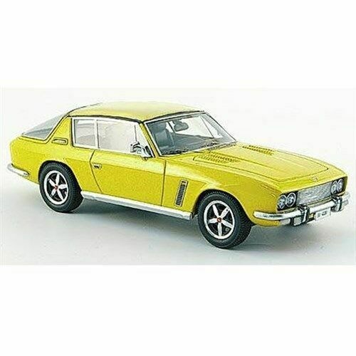 Neo 1 43 NEO43394   1972 JENSEN INTERCEPTOR .SIII   Yellow... Mint n Boxed..NEW