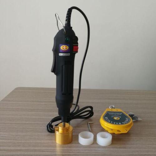 Elektrische Hand-Held Screw Capper Bottle Capping Machine Verschließmaschine DE
