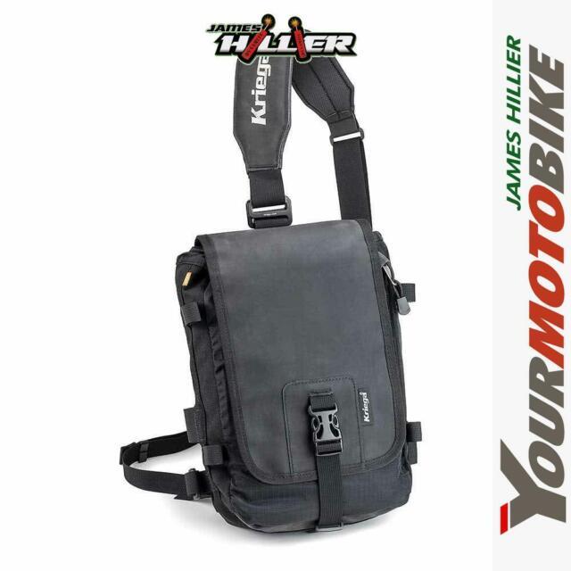 Kriega Commuter Sling Motorcycle Messenger Shoulder Bag 8l