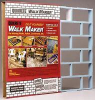 Quikrete Walk Maker 2 ' X 2 ' Brick Pattern Form