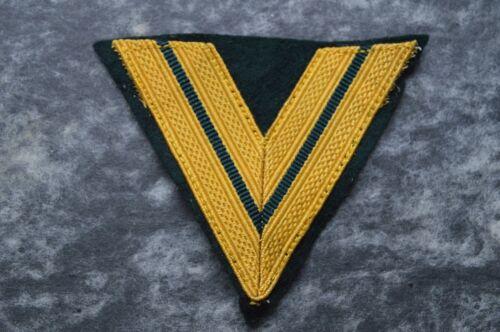 Winkel Obergefreite Kriegsmarine feldgraue Uniform 2.Weltkrieg orig vor 1945