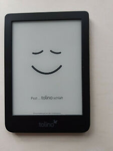 tolino shine 3 eBook-Reader- schwarz