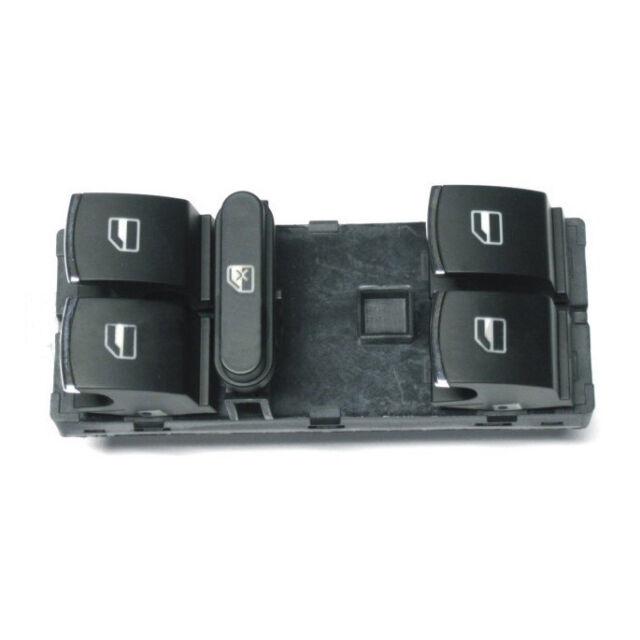 Interrupteur de Lève-Vitre compatible avec VW GOLF V Passat Caddy Jetta Polo