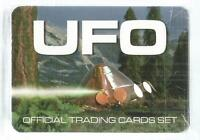 UFO Trading Cards Rare Proof Trading Card Sets for Base Set & Chase Set