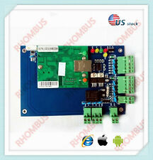 TCP/IP 1 Door Browser Server B/S iOS Android Apple Mobile App Access Controller/