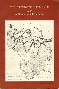 Details about THE NORTHWEST ORDINANCE 1787 A Bicentennial Handbook Indiana  Historical Society
