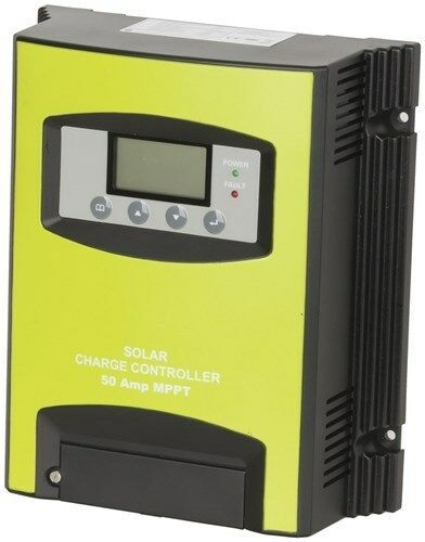 50 AMP MPPT Solar Charge Controller Dimensions 202W x 235H x 88Dmm