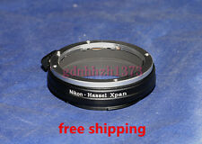 Nikon AI/F lens to Hasselblad Xpan /FUJI TX-1 TX-2 camera mount adapter
