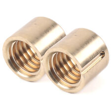 2 Set X Axis Longitudinal Feed Nut Keyway M1069 Milling Machine Parts Bridgeport