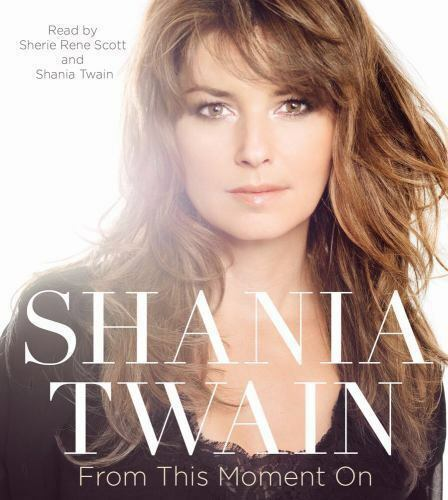 From This Moment On Shania Twain Life Story 7 CD Set Abridged New Sealed Country
