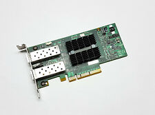 Mellanox ConnectX-2 PCIe x8 NIC 10Gigabit 10GBe SFP+ Dual Port Server 518001-001