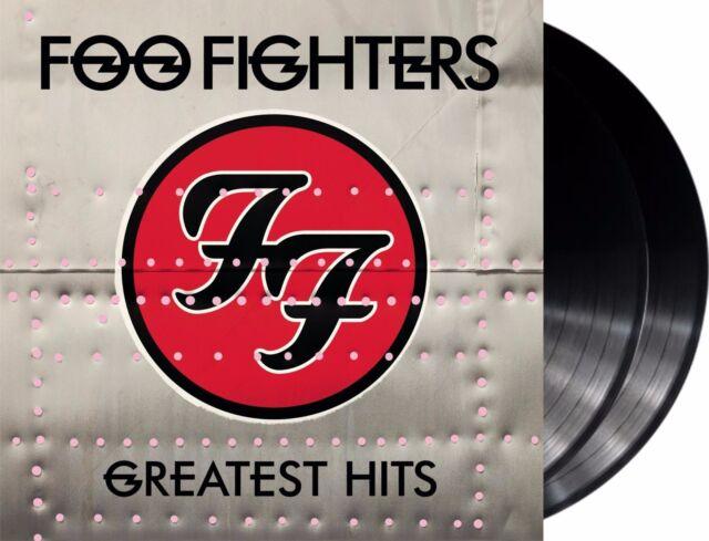 "Foo Fighters ""greatest hits"" Vinyl 2LP NEU Best-Of Album 2009"