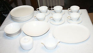 1950s Lot of 27 Pieces Florence Prolon Melmac Melamine Dishes Plates + More USA