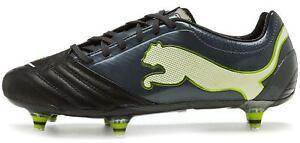 uk 44 Scarpe da calcio 12 Black 9 Sg Ue 02 Puma 5 Tacos Powercat 1 102469 ZqtwaP
