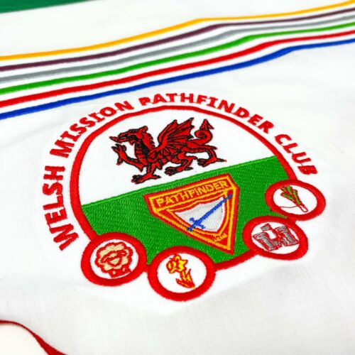 Welsh Mission Master Guide Scarf
