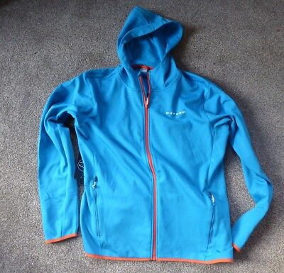 Dare2b Ratify Core Stretch Hooded fleece and light softshell jacket UK XL | eBay