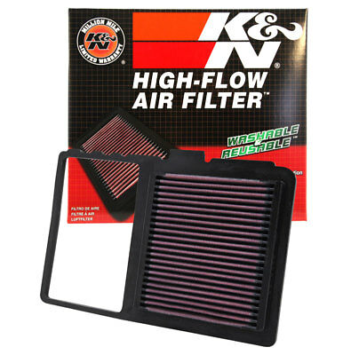 33-2329 K&n Replacement Air Filter Toyota Prius 1.5l-l4; 2004-2009 (kn Panel Rep Speciale Zomerverkoop