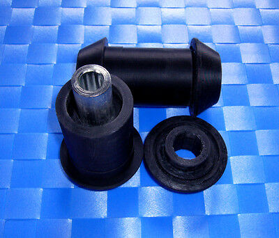 Damper bushing with  and without sleeve Panhard  Opel Rekord C D Commodore A B