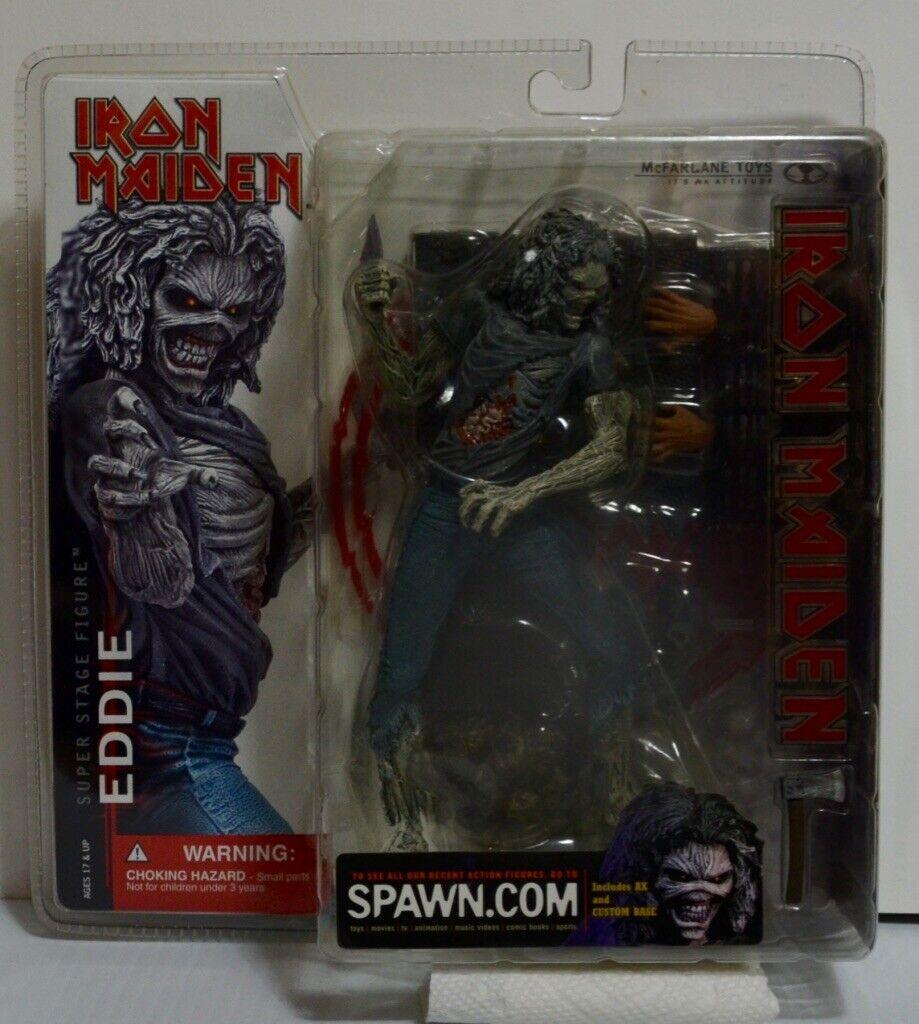 Iron Maiden KILLERS Eddie cifra McFarlane giocattoli Spawn