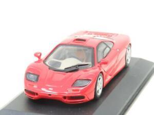 MINICHAMPS-DIECAST-530-133432-McLaren-F1-Roadcar-Rojo-1-43-ESCALA-en-Caja