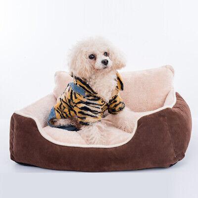 Brillant Hundebett Plüsch Warme Matte Hundekorb Hundesofa Katzenbett Tierbett Hund Katze Um Das KöRpergewicht Zu Reduzieren Und Das Leben Zu VerläNgern