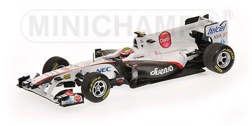 Propre f1 S. Perez Showcar 2011 1 43 Model MINICHAMPS