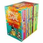 Roald Dahl Collection 16 Books Box Set by Roald Dahl (2018, Paperback)