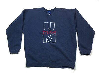 navy umbro sweatshirt