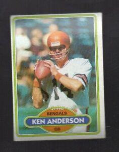 1980-TOPPS-KEN-ANDERSON-388-CINCINNATI-BENGALS