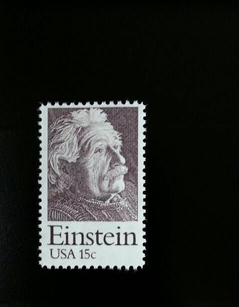 1979 15c Albert Einstein, Physicist Scott 1774 Mint F/V