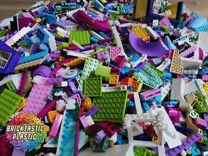 LEGO-3KG-2550PC-039-S-100-LEGO-FRIENDS-GIRLS-BULK-BUILDING-PACKS-MIX-FREE-TOOL