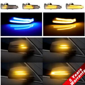 Espejo-De-Luz-Led-dinamico-indicador-de-senal-de-vuelta-para-Mercedes-W204-Clase-a-B-C-E-S