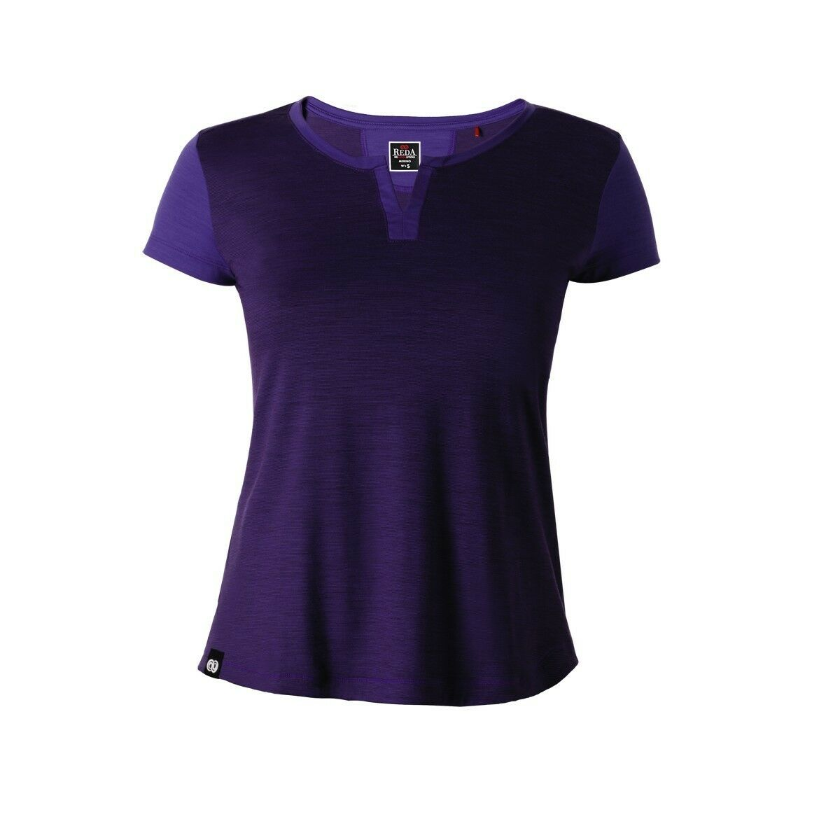 Reda Rewoolution Victoria, pour Femme Tee-Shirt Manches Courtes 140,
