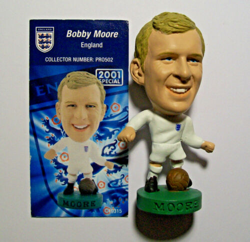HOME 2001 Special MOORE Prostars ENGLAND PRO502 Loose With Card LWC