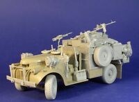 Resicast 1:35 Lrdg 30 Cwt Heavy Weapon Carrier Late Conversion (tamiya) 352369
