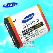 Genuine Original Samsung SLB-1137D Li-ion Battery for TL34HD NV100HD NV24HD NV40